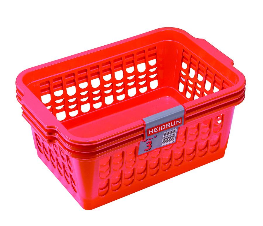 Heidrun plastový košík na pečivo 31093
