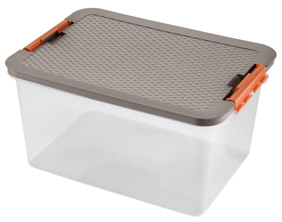 Heidrun RATTAN box CLIP 38 l 4605