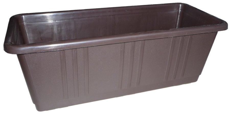 Plasty-ko truhlík s dezénem 00652