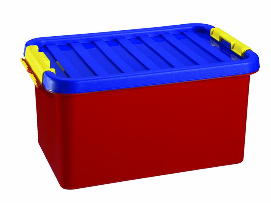 Heidrun box úložný s víkem 8 l 1602