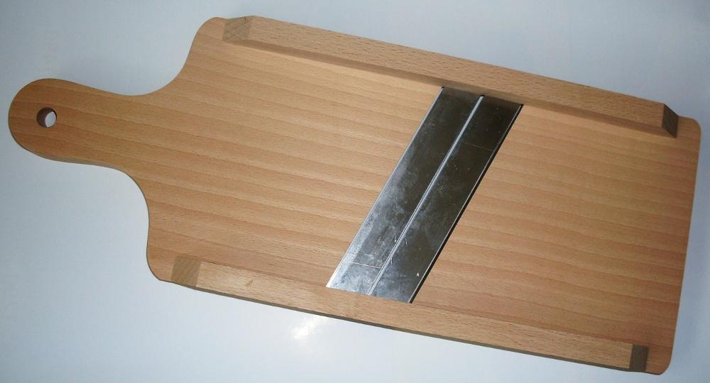 Krouhač na zelí - 2 nože DOMO kuchyňka