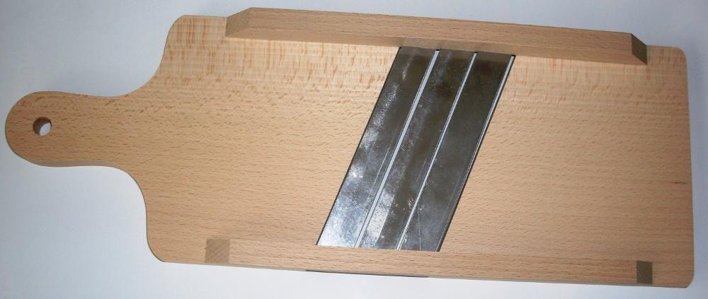 Krouhač na zelí - 3 nože DOMO kuchyňka