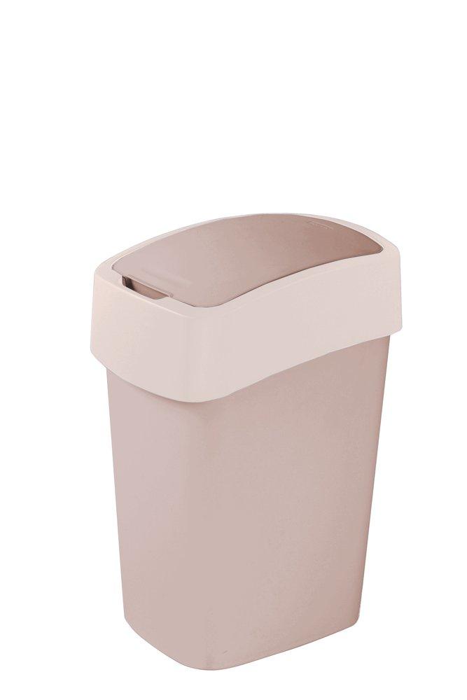 Curver Odpadkový koš Flipbin 50l - savana