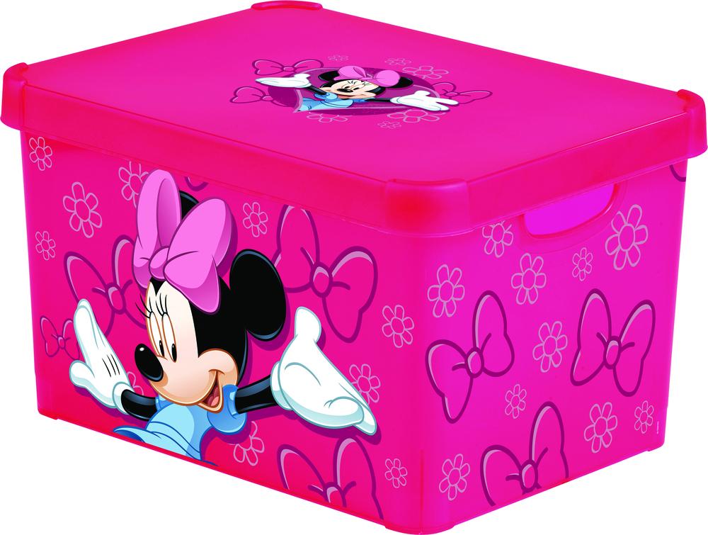 Curver dekorativní úložný box L 04711-M06