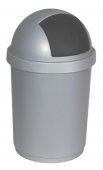 Obrázek Odpadkový koš BULLET 25 l - metal