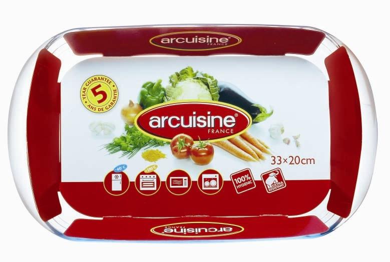 Arcuisine skleněná zapékací mísa 247BA00/5047
