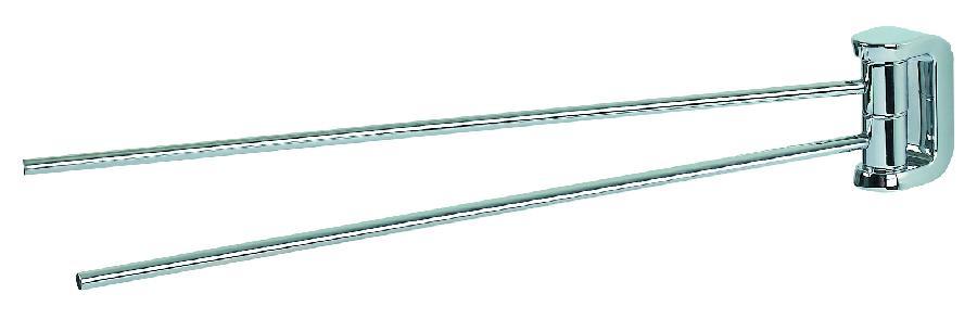 Spirella MAX-LIGHT držák dvouramenný 1011879