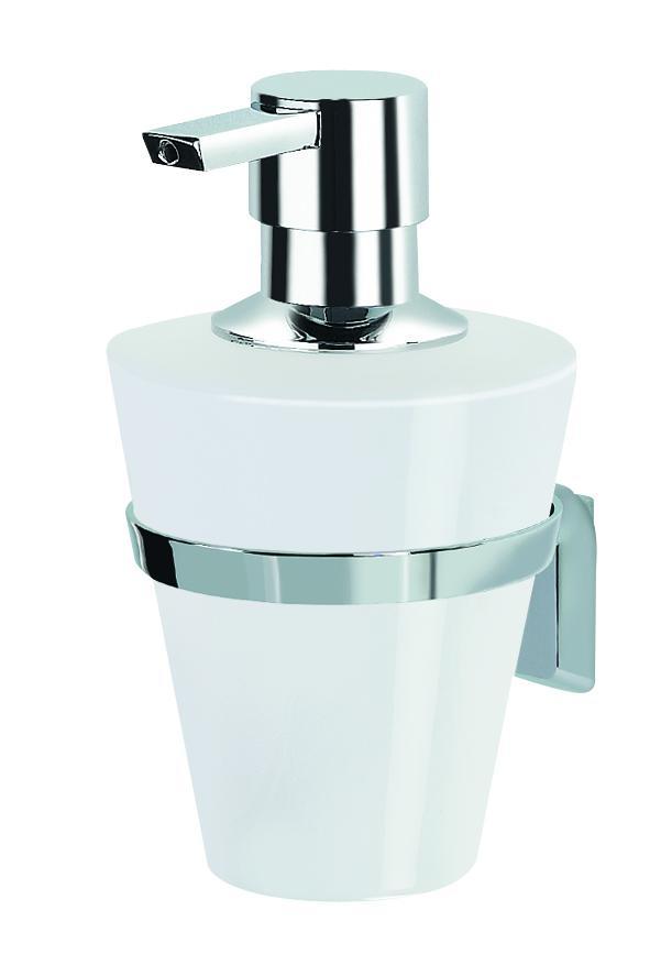 Spirella MAX-LIGHT dávkovač mýdla s držákem 1011893