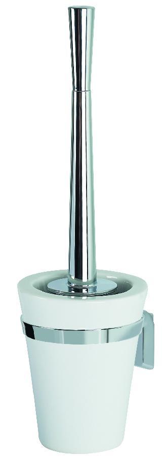 Spirella MAX-LIGHT WC štětka s držákem 1011896