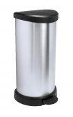 Obrázek Curver DECOBIN pedal odpadkový koš 40 l 02150-582