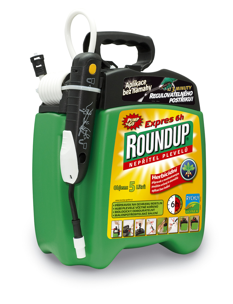 Roundup Expres 6h PUMP & GO 5 l 1535102