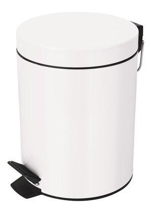 Spirella SYDNEY odpadkový koš 5 l White 1016395