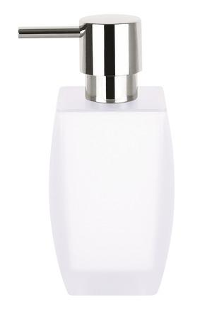 Spirella FREDDO dávkovač mýdla - bílá 1016089