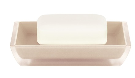 Spirella FREDDO mýdlenka - světle béžová 1016094