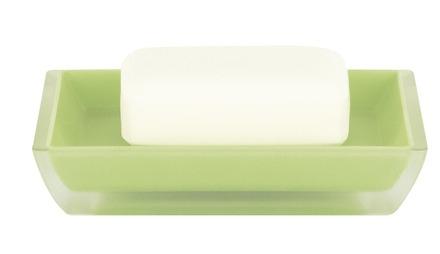 Spirella FREDDO mýdlenka - světle zelená 1016102