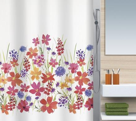 Sprchový závěs CAMPO MULTICOLOR 180x200