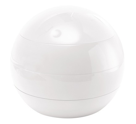 Spirella BOWL beauty box white 1016260