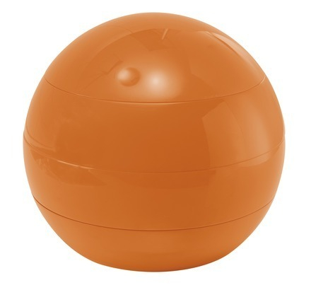 Spirella BOWL beauty box orange 1016253
