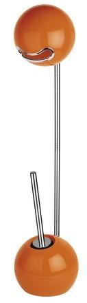 Spirella BOWL stojan na WC štětku a toaletní papír orange 1016343