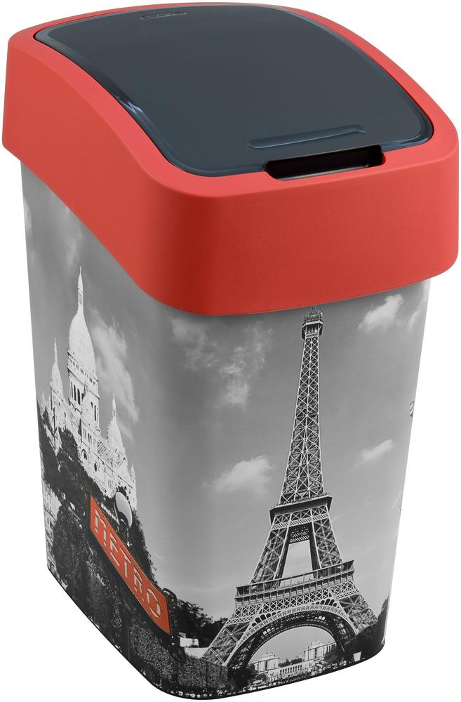 Curver Flipbin odpadkový koš PARIS 25 l 02171-P67