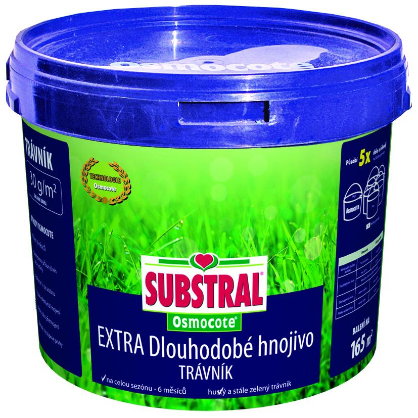 Substral osmocote pro trávník 5 kg + dárek 1215102