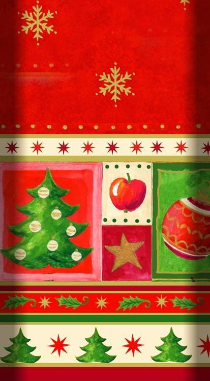 Vánoční ubrus Christmas Accents