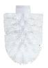 Náhradní WC štětka - bílá