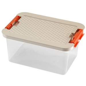 Heidrun RATTAN box CLIP 45 l 4607