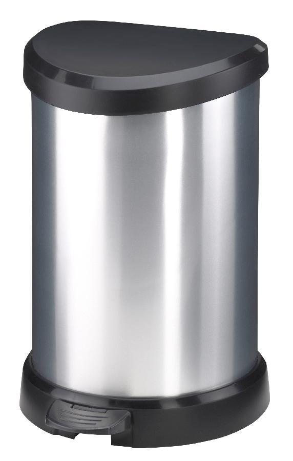 Curver DECOBIN pedal odpadkový koš 20 l 02120-582