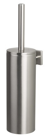 Spirella NYO STEEL WC štětka s úchytem - stříbrná matná 1015580