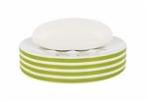 Spirella TUBE STRIPES mýdlenka - zelená 1017278