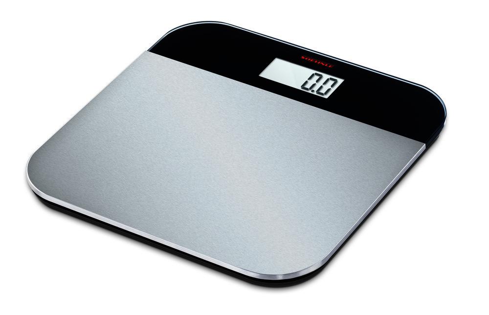 Soehnle ELEGANCE STEEL osobní váha 63332