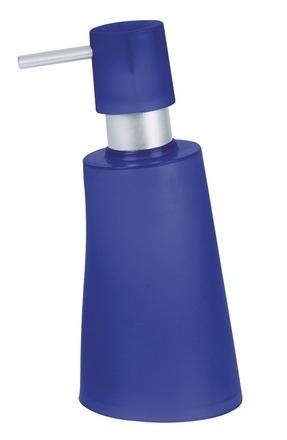 Spirella dávkovač mýdla MOVE - tmavě modrá 1014945