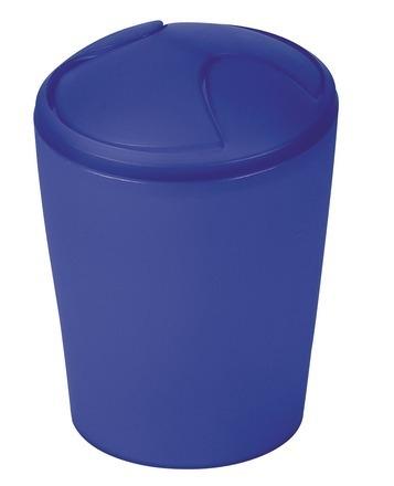 Spirella odpadkový koš 2 l MOVE - tmavě modrá 1014948