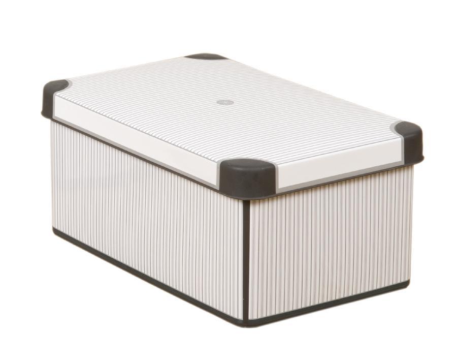 Curver dekorativní úložný box S - Classico 04710-D41
