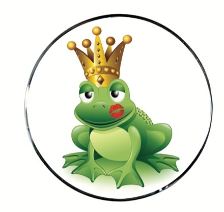 Spirella umyvadlová výpusť DESIGN FROG KING 1017704