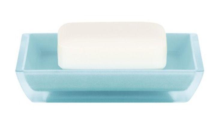 Spirella FREDDO mýdlenka - světle modrá 1016098