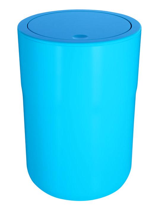 Odpadkový koš COCCO blue 5L