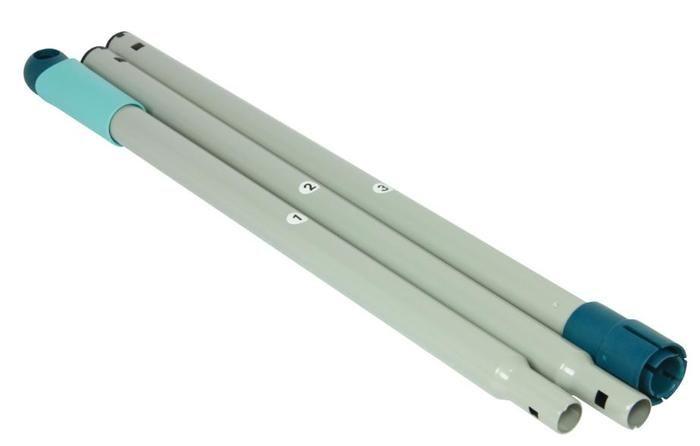 Leifheit Twister tyč k mopu 3-dílná 89014
