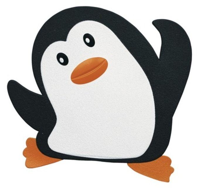 Spirella PINGY bezpečnostní dekorace do vany black-white 1014725