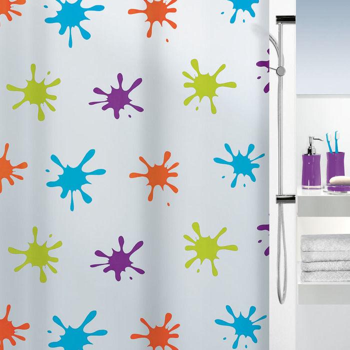 Spirella SPLASH sprchový závěs 1016133