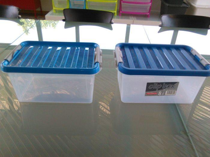 Heidrun box úložný s víkem 602