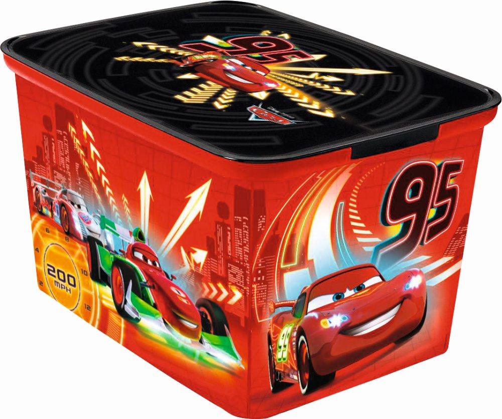 Curver AMSTERDAM úložný box L cars new 04730-C35
