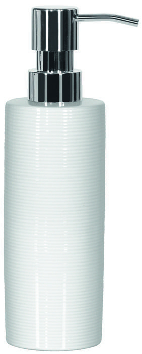 Spirella TUBE dávkovač mýdla - bílá 1018231
