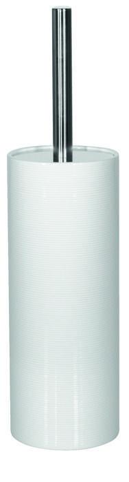 Spirella TUBE WC štětka - bílá 1018233