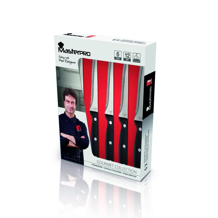Bergner sada nožů Masterpro BG-8915-MM