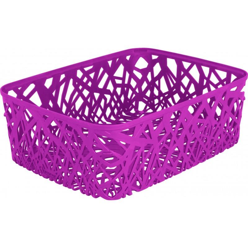 Curver NEO úložný box velikost A4 fialový 04161-437