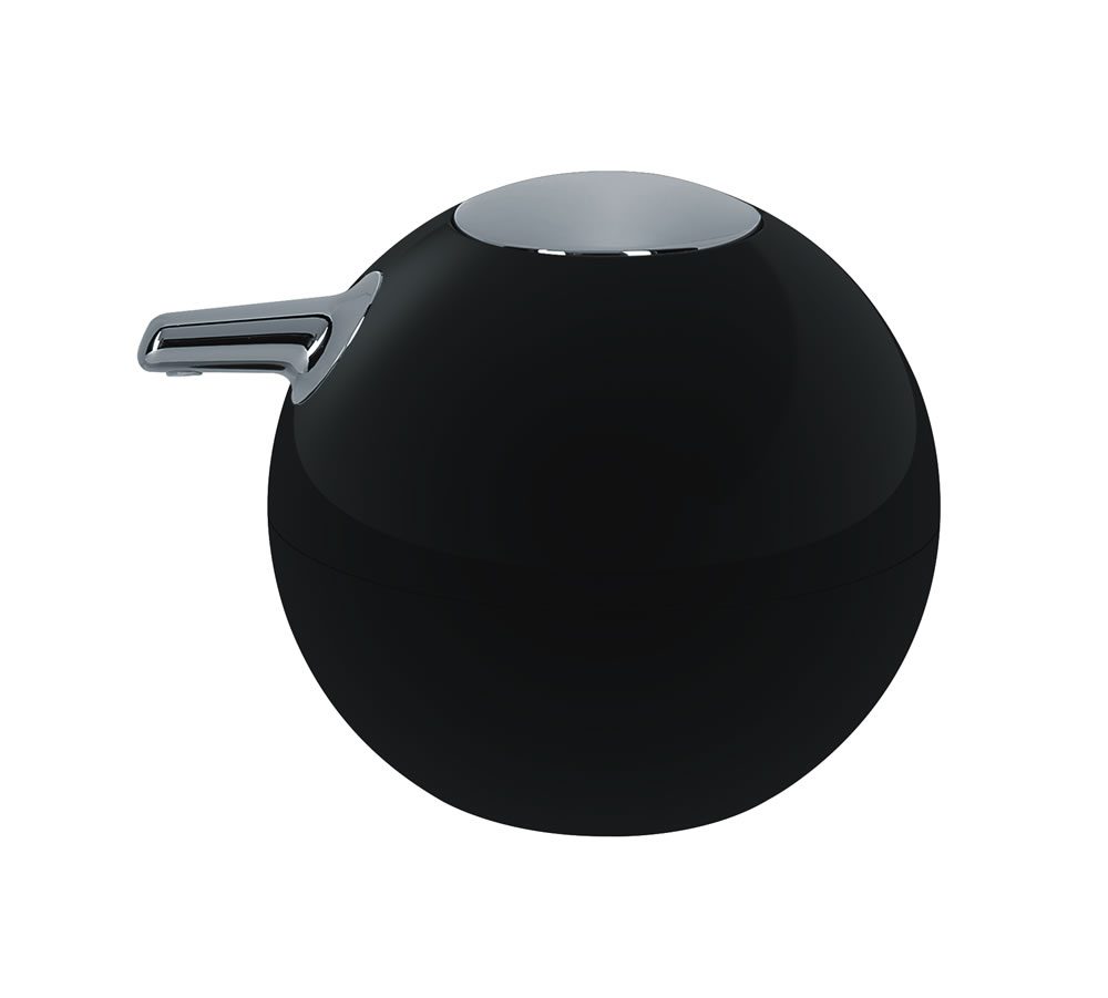 Spirella BOWL dávkovač mýdla black 1017239