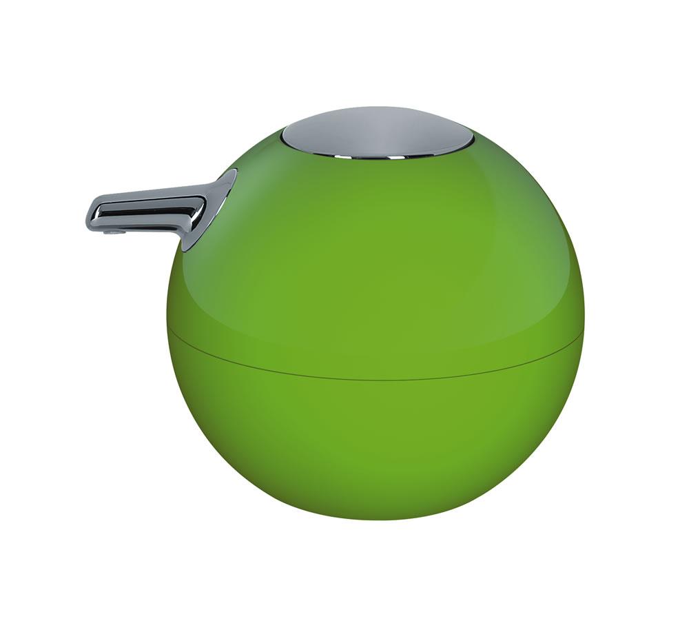 Spirella BOWL dávkovač mýdla kiwi 1017263