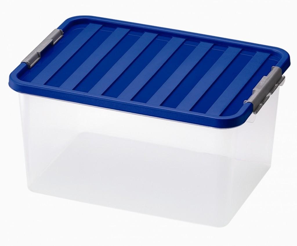 Heidrun box úložný s víkem 14 l 1604